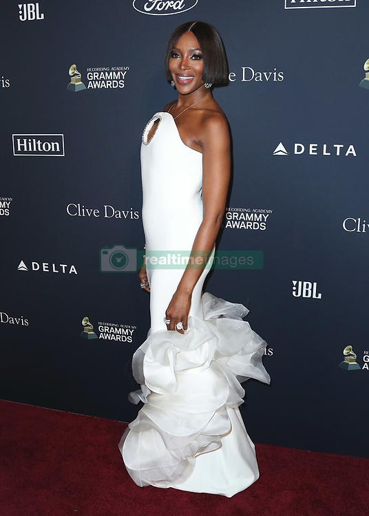 BEVERLY HILLS, LOS ANGELES - CALIFORNIA, USA - JANUARY 25: Recording Academy and Clive Davis 2020 Pre-GRAMMY Gala held at The Beverly Hilton Hotel on January 25, 2020 in Beverly Hills, Los Angeles, California, United States. 25 Jan 2020 Pictured: Naomi Campbell. Photo credit: Xavier Collin/Image Press Agency/MEGA TheMegaAgency.com +1 888 505 6342