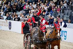 Voutaz Jerome (SUI)<br /> Gothenburg Horse Show FEI World Cups 2017<br /> © Hippo Foto - Stefan Lafrentz
