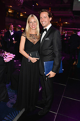 British fine jewellery brand Boodles welcomed guests for the 2013 Boodles Boxing Ball in aid of Starlight Children's Foundation held at the Grosvenor House Hotel, Park Lane, London on 21st September 2013.<br /> Picture Shows:- ALEX GILKES and his wife<br /> <br /> Press release - https://www.dropbox.com/s/a3pygc5img14bxk/BBB_2013_press_release.pdf<br /> <br /> For Quotes  on the event call James Amos on 07747 615 003 or email jamesamos@boodles.com. For all other press enquiries please contact luciaroberts@boodles.com (0788 038 3003)