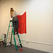 20150301 Aubrie Costello installation timelapse