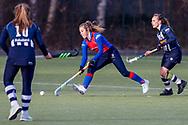 BILTHOVEN -  Hoofdklasse competitiewedstrijd dames, SCHC v hdm, seizoen 2020-2021.<br /> Foto: Xan de Waard (SCHC)