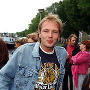 NLD/Amsterdam/20050808 - Deelnemers Sterrenslag 2005, Wouter van der Goes