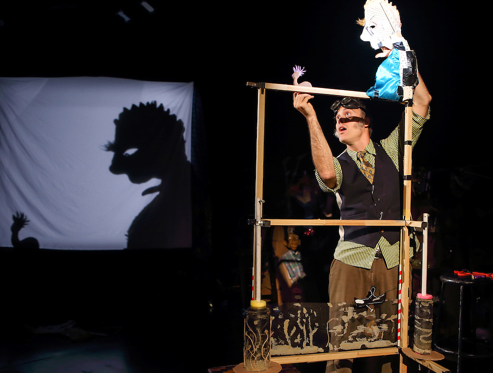 Swamp Juice. Created and performed by Jeff Achtem. Produced by The Barrow St. Theater. New York, NY. 2014