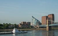 Covington Kentucky Skyline Riverfront