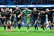 Manchester City v Juventus 150915