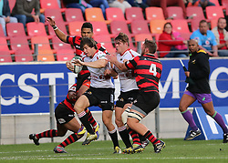Koch Marx of Golden Lions heads to the tryline during the Currie Cup Premier Division match between the Eastern Province Kings and The Lions held at the Nelson Mandela Bay Stadium in Port Elizabeth, South Africa on the 24th September 2016<br /><br />Photo by: Richard Huggard / Real Time Images