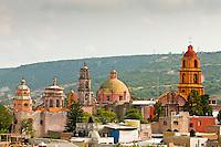 Templo de San Francisco,  San Miguel de Allende, Mexico