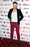 Philip Baldwin at the Sapper Support celebrity charity event for the launch of their brand-new PTSD support lanyard at The Army & Navy Club, London