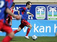 Fotball<br /> La Manga - Spania<br /> 23.03.2009<br /> Tromsdalen v Skeid 2-0<br /> Foto: Morten Olsen, Digitalsport<br /> <br /> Espen Minde - TUIL