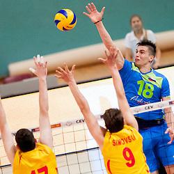 20140705: SLO, Volleyball - 2014 CEV Men European League, Slovenia vs F.Y.R. of Macedonia