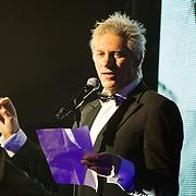 NLD/Amsterdam/20150202 - Edison Awards 2015, Rick de Leeuw, Trockener Kecks