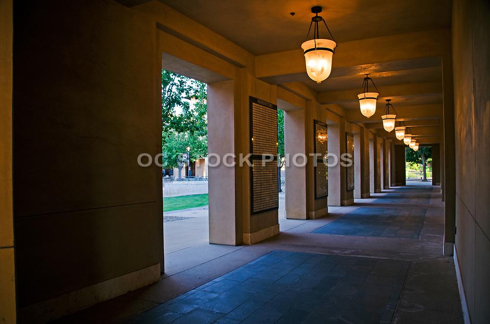 Gandhi Hall at Soka University Aliso Viejo Campus