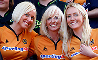 Football Barclays Premiership Wolves Fans before the Game  Wanderers Wolverhampton Wanderers v West Ham United  at  Molineux Stadium 15/08/2009 Credit: Colorsport / Kieran Galvin