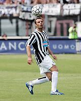 """Cristiano Zanetti (Juventus)<br /> Italian """"Serie B"""" 2006-07<br /> 19 May 2007 (Match Day 39)<br /> Arezzo-Juventus (1-5)<br /> """"Comunale""""-Stadium-Arezzo-Italy<br /> Photo Luca Pagliaricci INSIDE"""