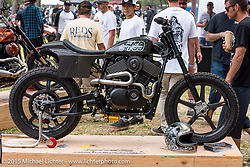 Suicide Machine's Speed and Style build at Born Free-7 at Oak Canyon Ranch. Silverado, CA. USA. Saturday, June 27, 2015.  Photography ©2015 Michael Lichter.