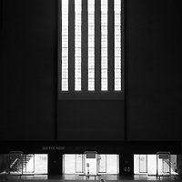 Took shelter from the rain in the Tate Modern and got a few shots off in the vast Turbine hall