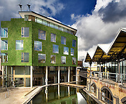 Green Building, office, london