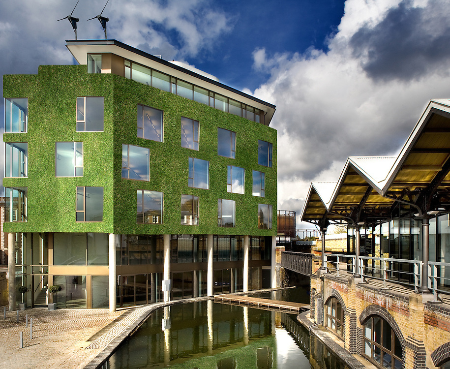 Green Building, office, london