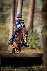 Geurts Julie, BEL, Pipo<br /> LRV Ponie cross - Zoersel 2018<br /> © Hippo Foto - Dirk Caremans<br /> 28/10/2018