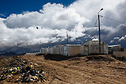 Garbage everywhere in Rinconada.