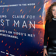NLD/Amsterdam/20181009 - Imax vertoning First Man, Gigi Springer