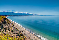 A look at the Strait of Juan de Fuca and the northern coast of Washington along the Salish Sea, less than a mile from the Canadian border. The cold waters here are known for orcas (killer whales), several species of other whales, salmon, sea lions, seals, dungeness crabs and many more wonderful things that embody the Pacific Northwest's sealife.