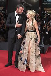Liev Schreiber und Naomi Watts bei der Premiere von The Bleeder bei den 73. Internationalen Filmfestspielen von Venedig / 020916<br /> <br /> *** 73rd Venice Film Festival: Premiere of the movie The Bleeder , September 2nd, 2016 ***