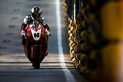 October 16-20, 2016: Macau Grand Prix. 14 André PIRES,Bimota UK