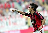 "Milano 30/09/07 Stadio ""Giuseppe Meazza""<br />Campionato Italiano Serie A 2007/08<br />Milan-Catania (1-1)<br />Filippo Inzaghi (Milan) <br />Photographer:Jennifer Lorenzini INSIDE"