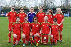 160403 Wales 2001 v Northern Ireland