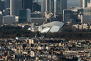 Paris view from the air PR350