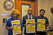 NAACP Sit-in at Jeff Sessions Office