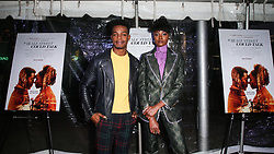 December 4, 2018 - Hollywood, California, United States - HOLLYWOOD, LOS ANGELES, CA, USA - DECEMBER 04: Actors Stephan James and KiKi Layne arrive at the Los Angeles Special Screening Of Annapurna Pictures' 'If Beale Street Could Talk' held at ArcLight Hollywood on December 4, 2018 in Hollywood, Los Angeles, California, United States. (Credit Image: © face to face via ZUMA Press)