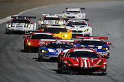 April 29-May 1, 2016: IMSA Monterey Sportscar Grand Prix. Start of the Monterey Sportscar Grand Prix GTLM category
