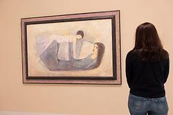 Title Unknown by Jassim Zaini Mathaf: Arab Museum of Modern Art, Doha , Qatar.