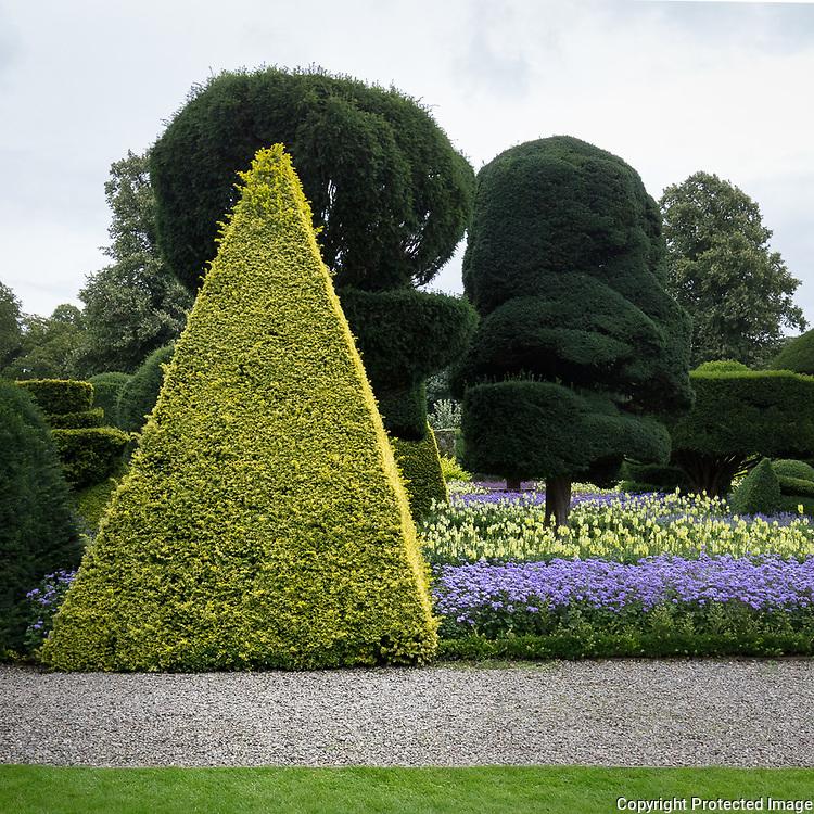 Levens Hall Garden II, Cumbria.