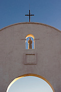 Mission San Xavier del Bac south of Tucson.
