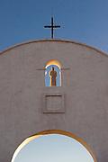 Mission San Xavier del Bac south of Tucson.