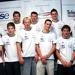 20050617: Kayak&Canoe - Press conference of KZS before Tacen 2005