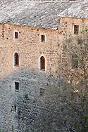 Stone houses near the old bridge (Stari most) in Mostar, Herzegovina © Rudolf Abraham