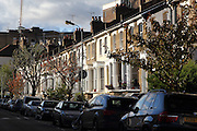 Victorian Terraces, Shepherd's Bush, West London