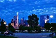 Philadelphia skyline, 2021