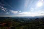 Pocos de Caldas_MG, Brasil...Vista panoramica das montanhas de Pocos de Caldas...The panoramic view of Pocos de Caldas mountain...Foto:LEO DRUMOND / NITRO
