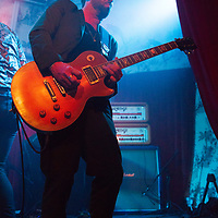 Federal Charm headlining their homecoming gig at The Deaf Institute, Manchester, 2018-05-12