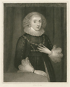 'Mary Herbert, Countess of Pembroke (1561-1621) born Mary Sydney (Sidney), poet, translator and literary patron.  The first Englishwoman to be recognised for her literary talent. Her brother was the poet Philip Sydney.'