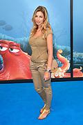 Premiere Disney Animatiefilm Finding Dory in Theater Amsterdam.<br /> <br /> Op de foto:  Christie Bokma