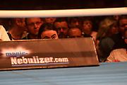 Boxen: Agon Boxgala, Halbmittelgewicht, Schwerin, 15.06.2019<br /> Stefano Castellucci (ITA) - Jack Culcay (GER)<br /> © Torsten Helmke