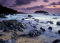 The Point Sur Light House along the Big Sur Coast, Garrapata State Park CA, USA.