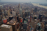 Midtown & Lower Manhattan Skylines