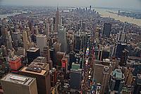 Midtown & Lower Manhattan Skylines